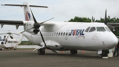 PR-TTE - ATR 42-320 - Total Linhas Aéreas