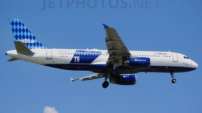 N645JB - Airbus A320-232 - jetBlue Airways