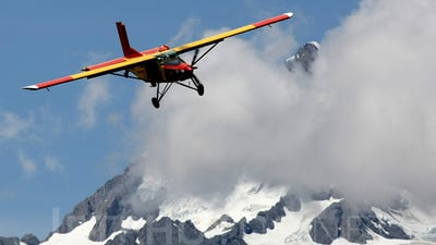 ZK-MCK - Pilatus PC-6/B2-H4 Turbo Porter - Private