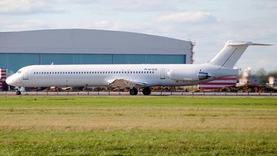 UR-BXM - McDonnell Douglas MD-82 - Bukovyna Aviation Enterprise