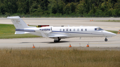 N445RM - Bombardier Learjet 45 - Private