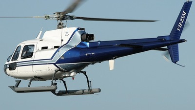 A picture of VHZSM - Airbus Helicopters H125 - [1766] - © Simon Coates