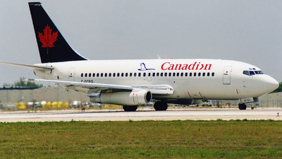 C-GCPO - Boeing 737-217(Adv) - Canadian Airlines International