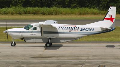 N802AA - Cessna 208B Grand Caravan - Prams Air