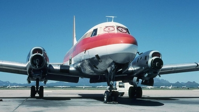 N73106 - Convair CV-580 - Untitled