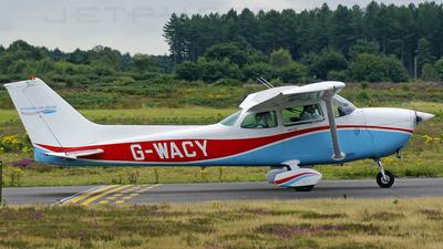 G-WACY - Reims-Cessna F172P Skyhawk II - Private