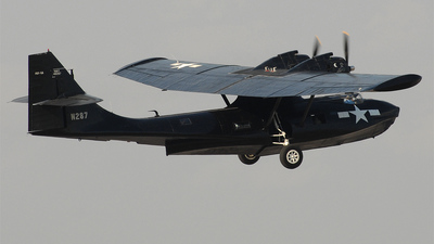 N287 - Consolidated PBY-5A Catalina - Private