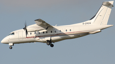 D-CREW - Dornier Do-328-100 - Private Wings Flugcharter