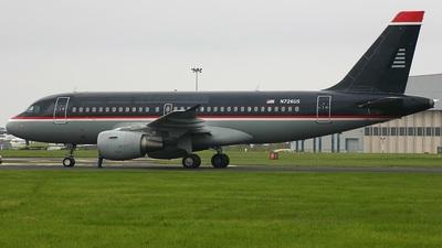 N726US - Airbus A319-112 - US Airways