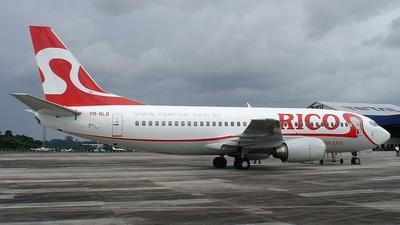 PR-RLB - Boeing 737-3Q8(QC) - Rico Linhas Aéreas