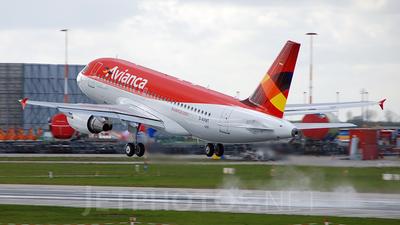 "A picture of DAVWT - Airbus A319 - Airbus - © ""Alejandro Espinoza"