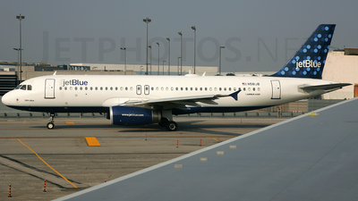 N581JB - Airbus A320-232 - jetBlue Airways
