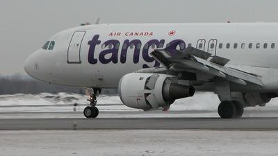 C-FMES - Airbus A320-211 - Air Canada Tango