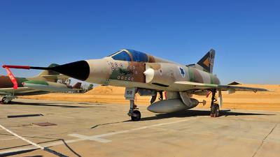 158 - Dassault Mirage 3CJ Shachak - Israel - Air Force