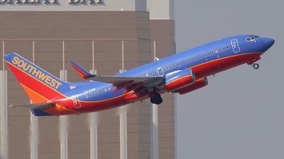 N431WN - Boeing 737-7H4 - Southwest Airlines