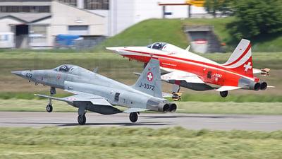 J-3072 - Northrop F-5E Tiger II - Switzerland - Air Force
