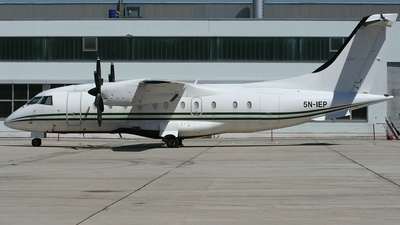 5N-IEP - Dornier Do-328-110 - DANA - Dornier Aviation Nigeria