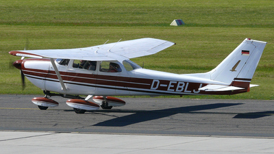 A picture of DEBLJ - Cessna FR172G - [FR17200148] - © Karsten Bley