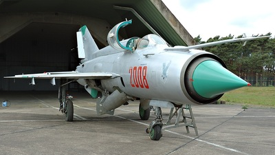 2008 - Mikoyan-Gurevich MiG-21M Fishbed J - Poland - Air Force