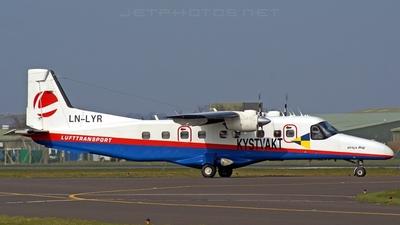 LN-LYR - Dornier Do-228-202 - Lufttransport