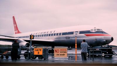 - Douglas DC-8-32 - Northwest Orient Airlines