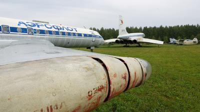 CCCP-65748 - Tupolev Tu-134A - Aeroflot