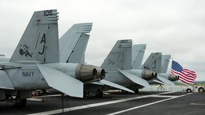 CVN-77 - Aircraft Carrier - Ramp