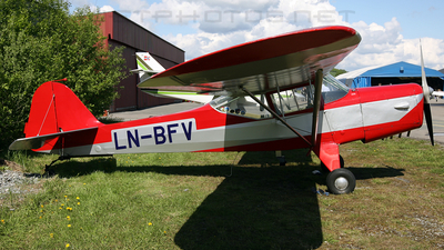 LN-BFV - Auster J1 - Private