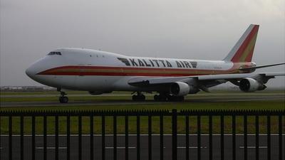 N702CK - Boeing 747-146(SF) - Kalitta Air