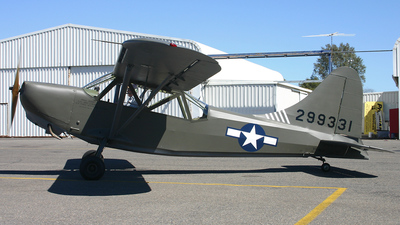 VH-NLR - Stinson L-5B Sentinel - Private
