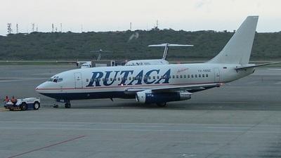 YV-1155C - Boeing 737-2S3(Adv) - Rutaca Airlines
