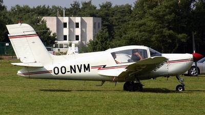 OO-NVM - Morane-Saulnier MS-894A Rallye Minerva 220 - Private