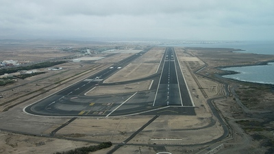 GCFV - Airport - Airport Overview