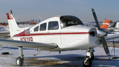 N7638R - Beechcraft A23-24 Musketeer Sport - Private