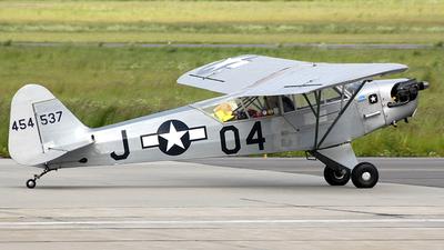 A picture of GBFDL - Piper J3C65 Cub - [13277] - © Duncan McDonald