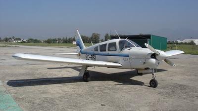 A picture of ECBSI - Piper PA28R200 - [28R35215] - © Antonio Carrasquilla