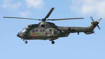 S-444 - Aérospatiale AS 532U2 Cougar - Netherlands - Royal Air Force