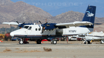 N708PV - De Havilland Canada DHC-6-200 Twin Otter - Perris Valley Aviation Service
