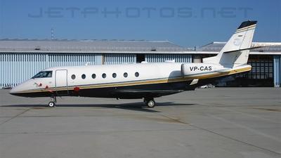 VP-CAS - Gulfstream G200 - Private