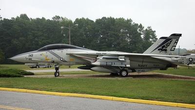 164604 - Grumman F-14D Tomcat - United States - US Navy (USN)
