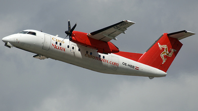 OE-HBB - Bombardier Dash 8-Q201 - EuroManx Airways