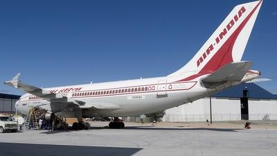 N285BA - Airbus A310-324 - Air India