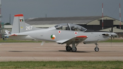 267 - Pilatus PC-9M - Ireland - Air Corps