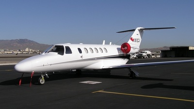 N197CJ - Cessna 525A CitationJet 2 - Private