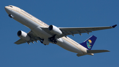 F-WWKZ - Airbus A330-343 - Saudi Arabian Airlines