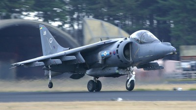 ZD378 - British Aerospace Harrier GR.7A - United Kingdom - Royal Air Force (RAF)