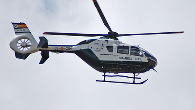 A picture of HU.2606 - Airbus Helicopters H135 - [0366] - © Alf