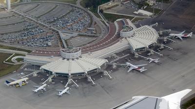 DAAG - Airport - Terminal