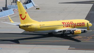 D-AHFR - Boeing 737-8K5 - TUIfly