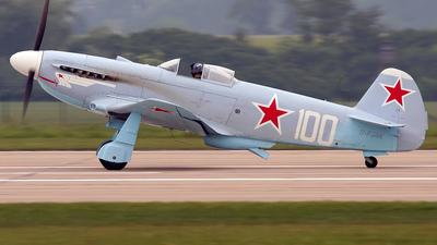 D-FJAK - Yakovlev Yak-3 - Private